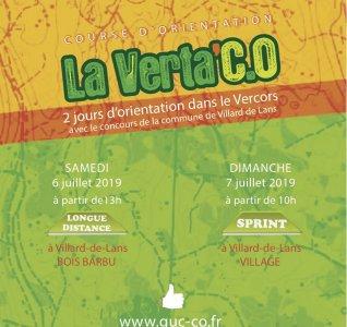 Verta CO 2019 – Les Résultats & photos