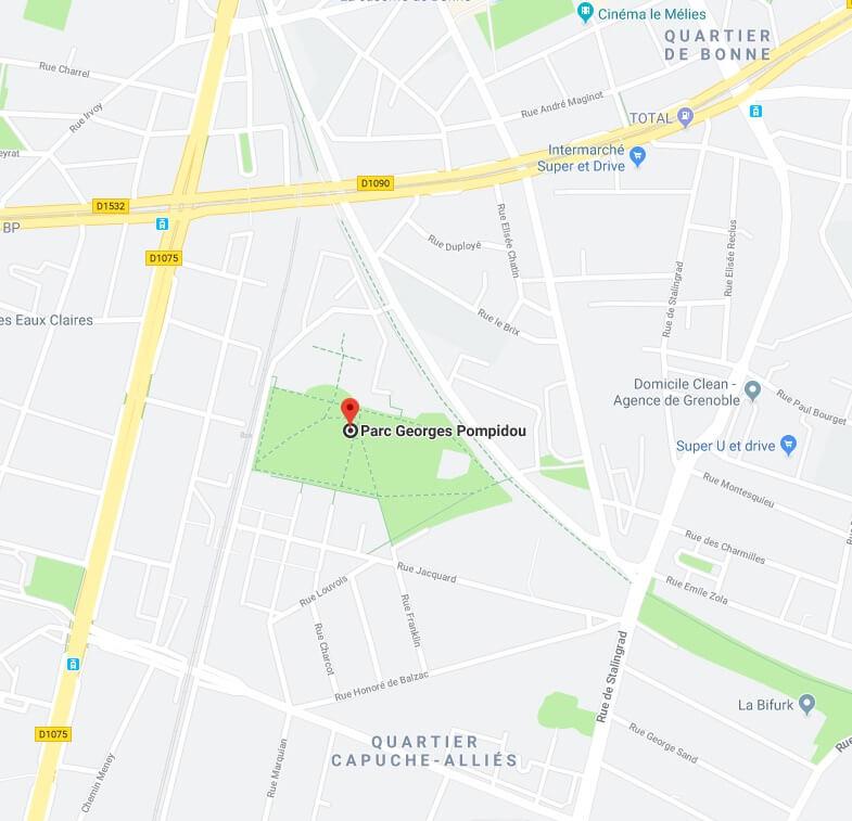 Parc Pompidou