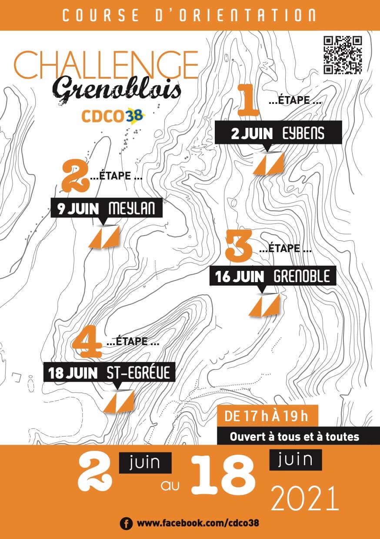 Challenge Grenoblois 2021