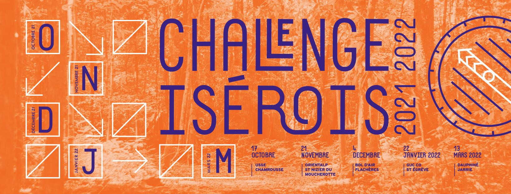 Challenge Iserois 2021-2022
